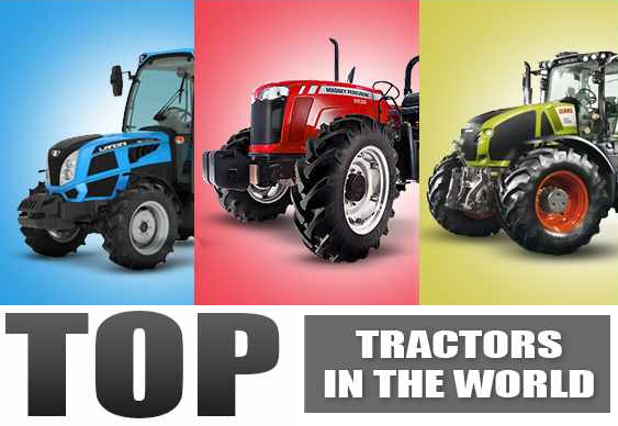 Top 3 Popular Tractor Models Price & Specification