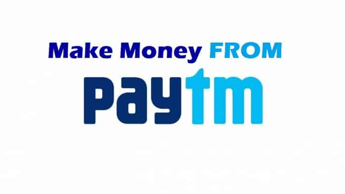 Which is the best refer apps to earn Paytm cash?