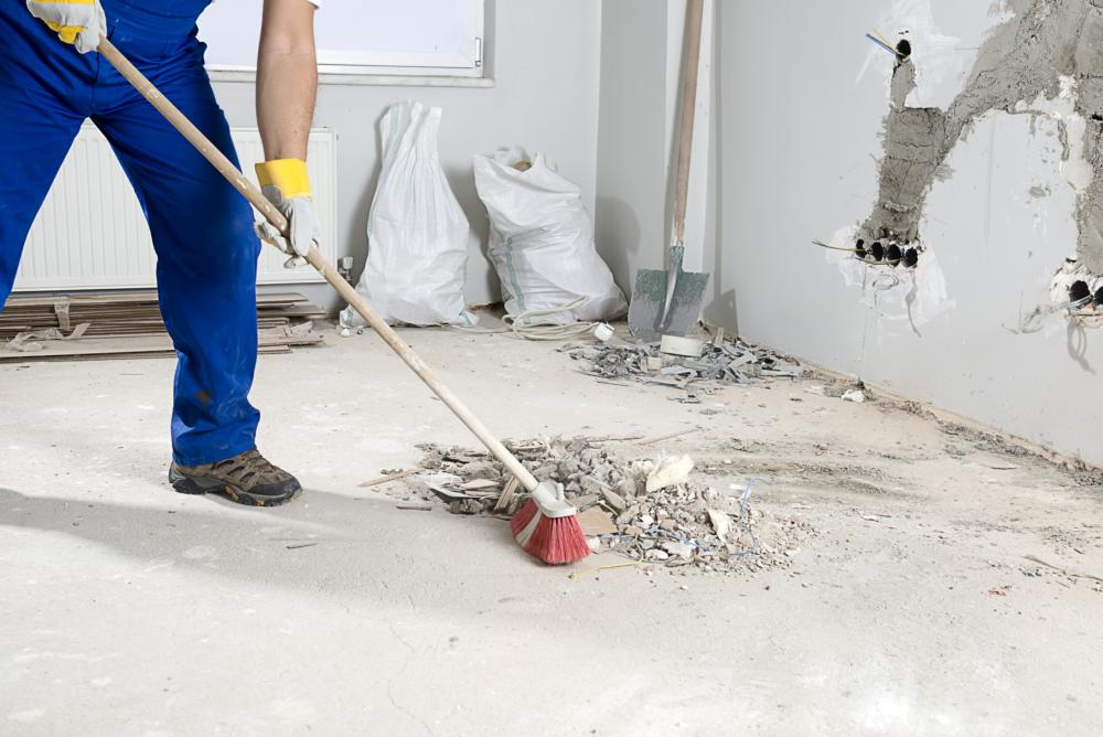 Builders Cleaning Services | Hassle-free Construction Cleaning