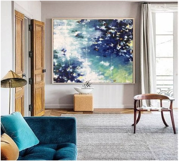 Beautify Your Home with the Brush of Paintings