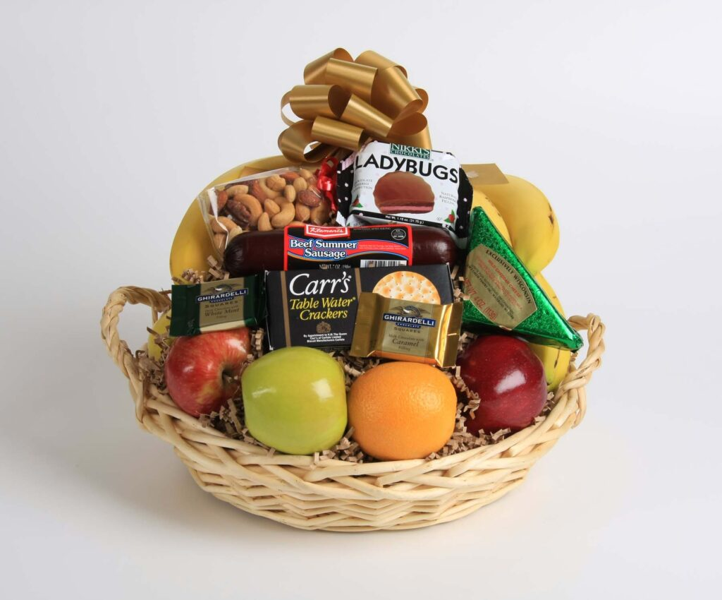 Why should you gift corporate fruit baskets?