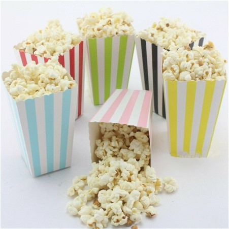 popcorn boxes, Attract Your Customers Via Customized Popcorn Boxes in 6 Easy Steps