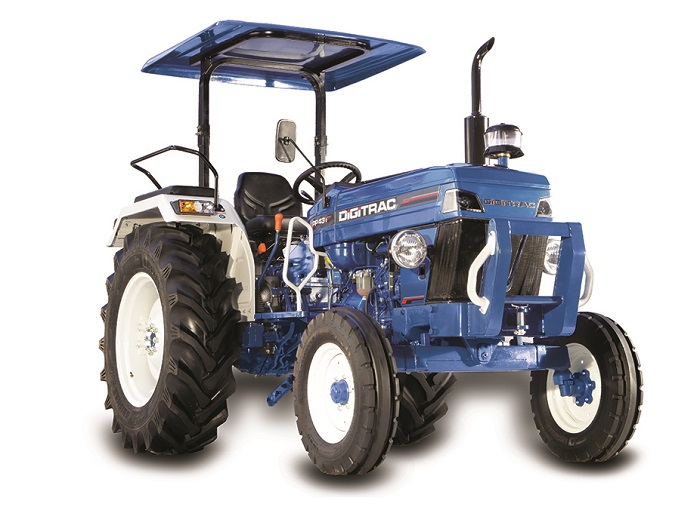 Digitrac Tractor Model Price List With Specification