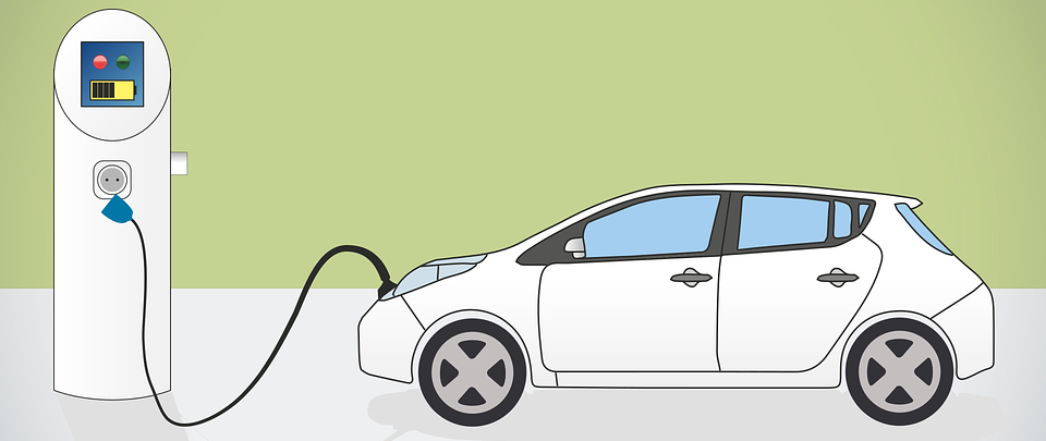 EV charging stations: A step towards more sustainable future