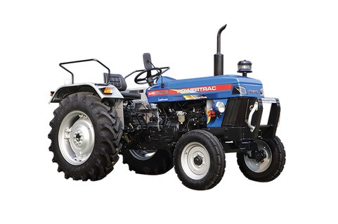 What Makes Powertrac EURO 55 An Excellent Farm Tractor