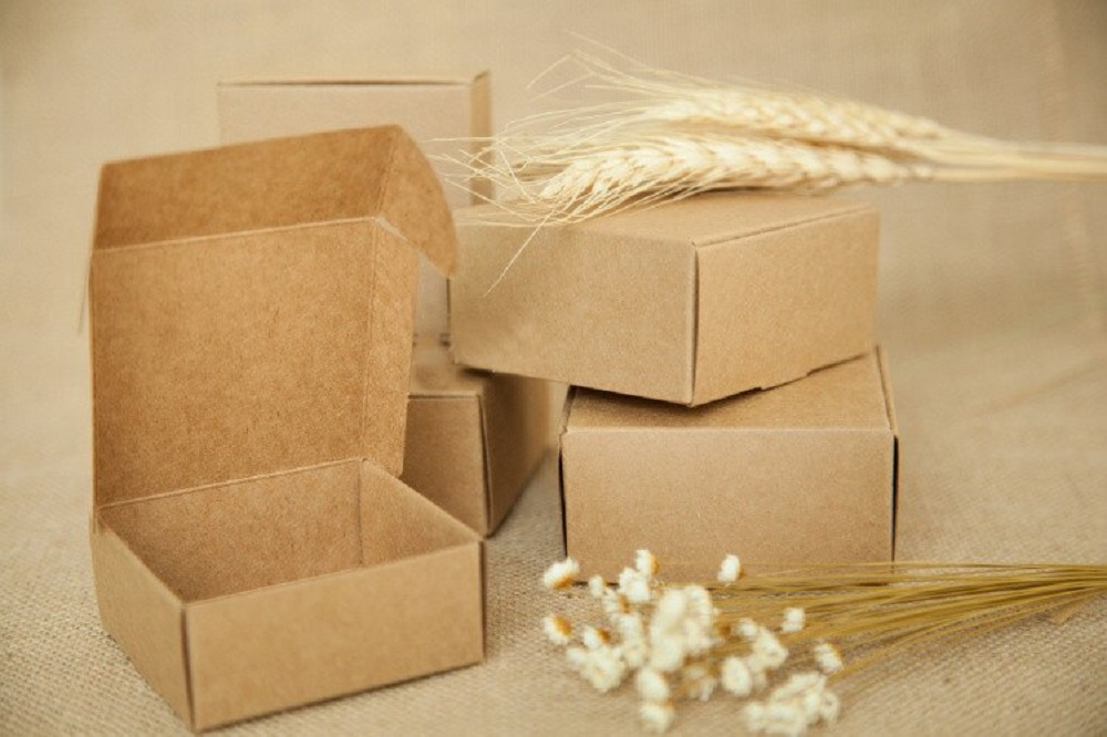 What are Benefits of using Kraft paper Boxes?