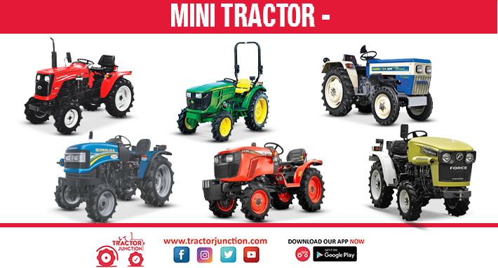 What Are The Major Advantages of Using a Mini Tractor