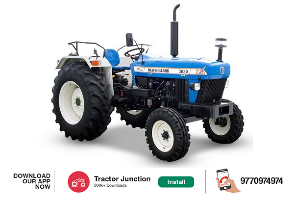 New Holland Tractor Price in India, Specification
