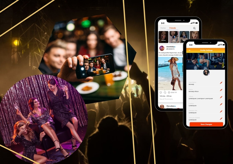 Stake your claim in the premium subscription based social media platform sector with the OnlyFans clone app