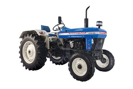 Powertrac 439 DS Super Saver: Best Budget Tractor for Farmer