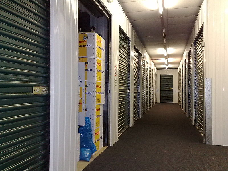 Who Can Utilize Storage Facility?