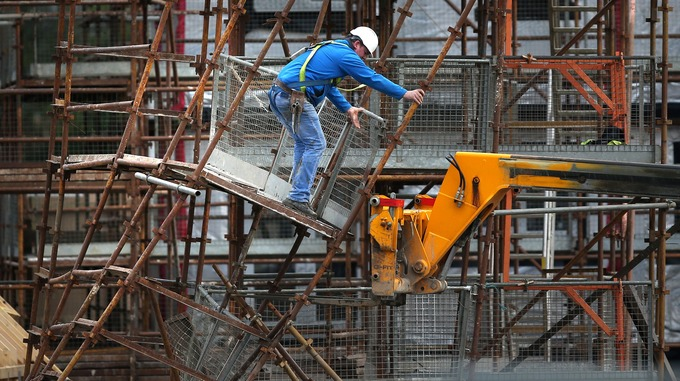 Scaffolding has a significant value for workers and the construction team