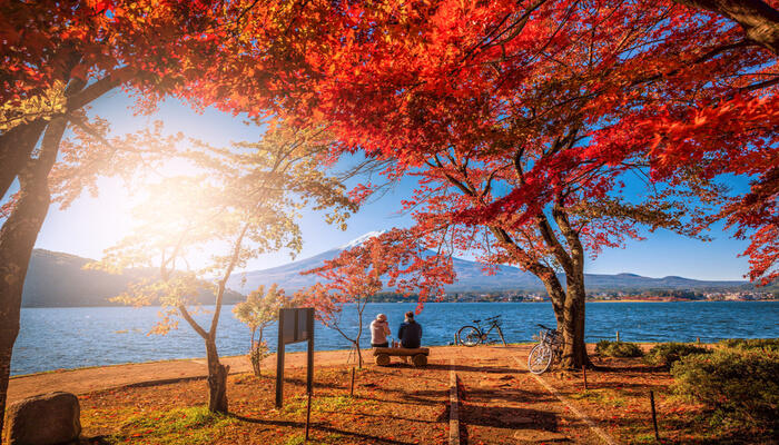 Most Romantic Places In Japan To Express Love In The Land Of Rising Sun