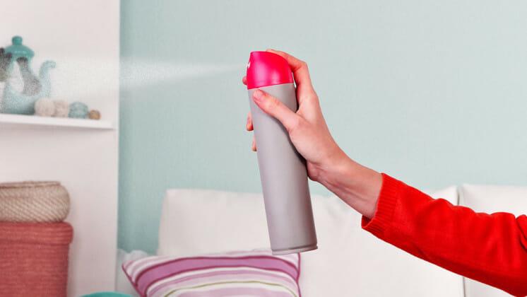 Air freshener –  How it makes us fresh