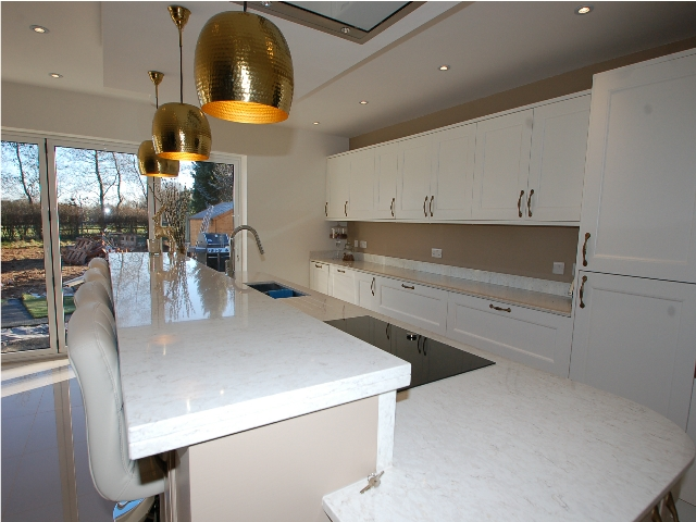 Wood and Composite Kitchen worktops London –everything a customer needs to know