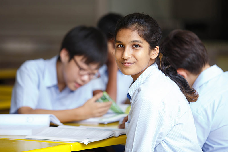 Which is the Top School of Pune for the Comprehensive Improvement of a Child?