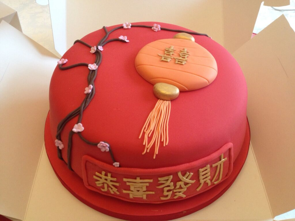 Chinese New Year Celebrations with Enticing Cakes