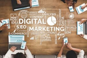 Content and SEO the two important pillars of digital marketing
