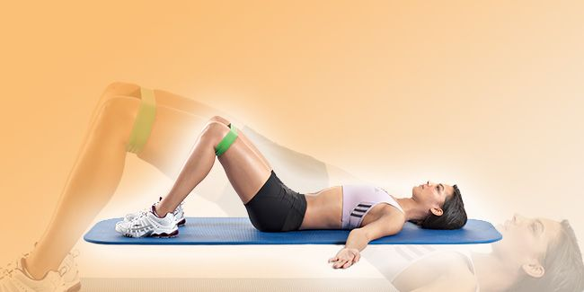 10 EXERCISES YOU CAN DO EVEN WITH KNEE PAIN