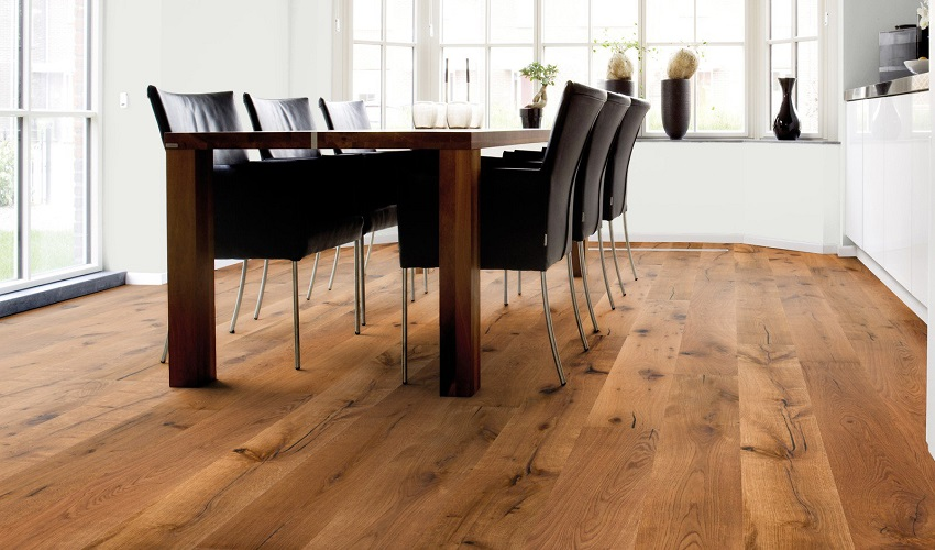 How Do You Install The Timber Floor For Extreme Durability?