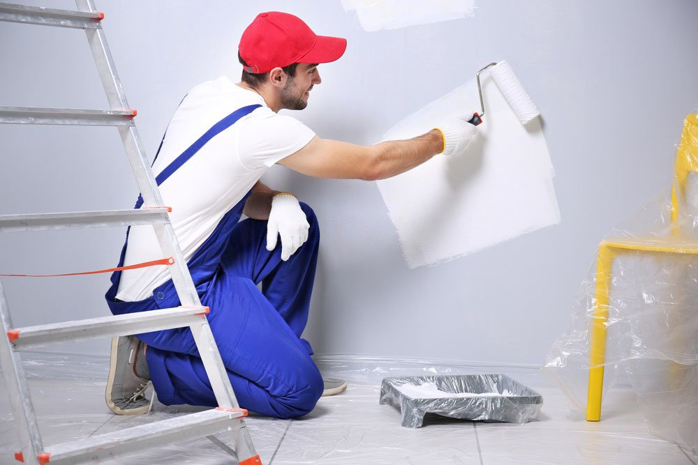 Smart Ways to Touch-Up Problematic Spots on Your Interior Job