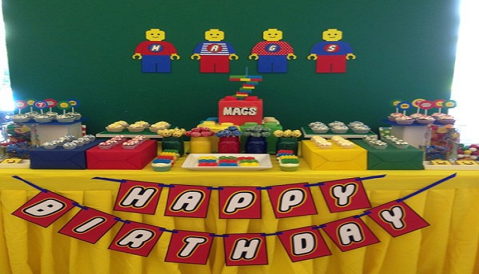 , Find The Best Ideas For Lego Themed Birthday Parties