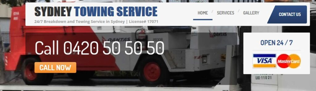 Tips to attain the best Tow Truck Rates in Sydney