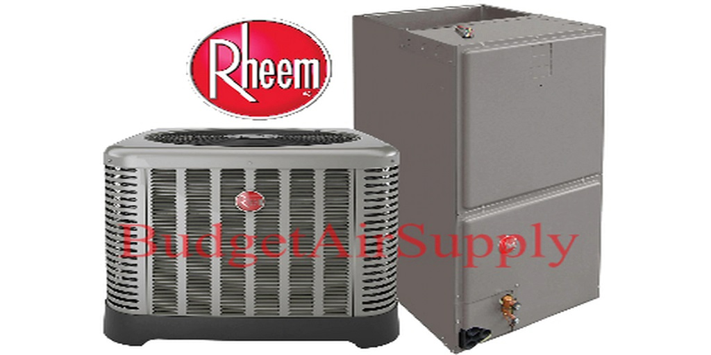 A Deep Dive into the Features of a Rheem 2.5 Ton Air Conditioner