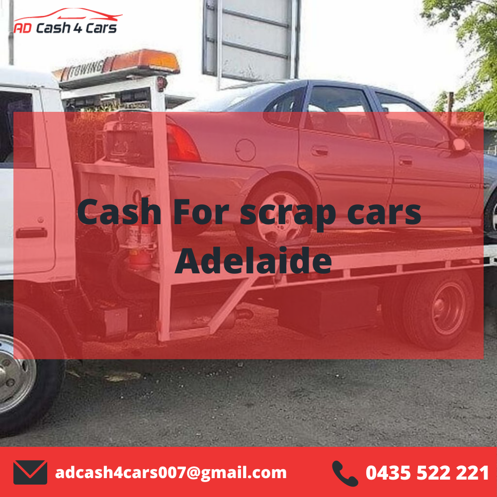 car removal adelaide, Give Your Vehicle the Treatment It Deserves by Hiring Professional