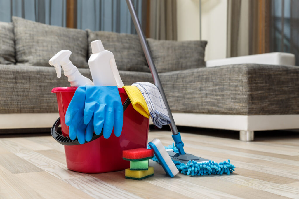 Tools to Keep Your Floors Super Clean!
