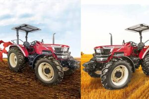 Mahindra Tractor - Most Preferred Choice For Indian Farmers