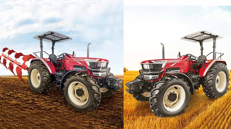 Mahindra Tractor – Most Preferred Choice For Indian Farmers