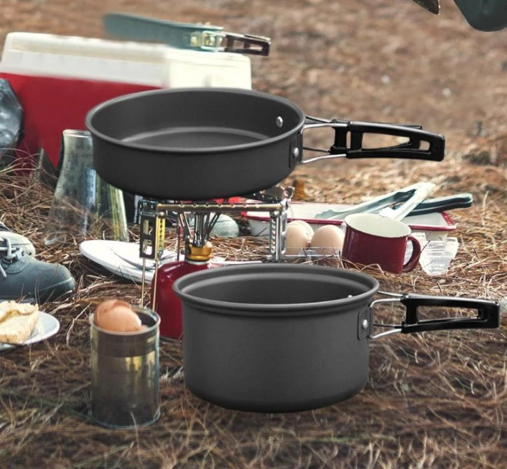 Best Cookware Sets for camping, as well as for Outdoor Travel.