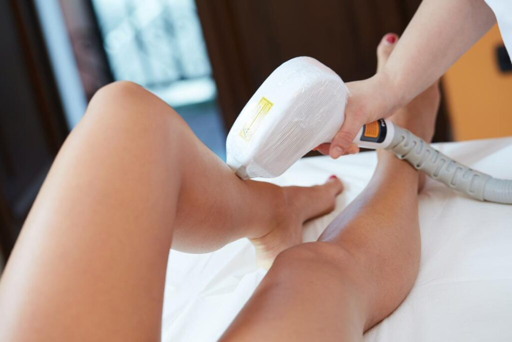 risk of laser hair removal