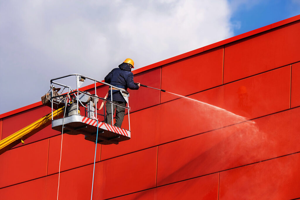 Cladding helps you change the outlook of your building!