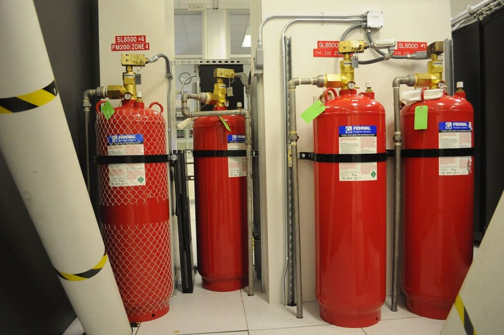 automatic fire suppression system, Finding an Automatic Fire Suppression System That Works Best For You