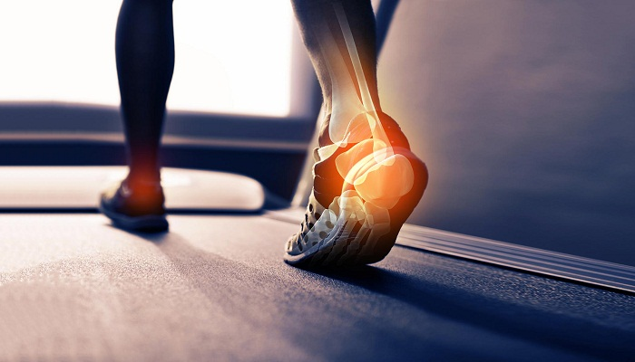 Know The Various Methods Of Heel Pain Treatment