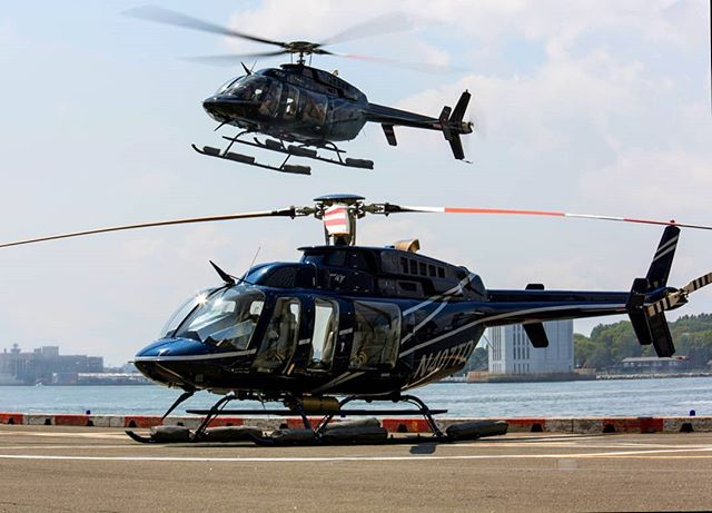 Fetch the Best Helicopter Travel Trip Services through a Registered Agency