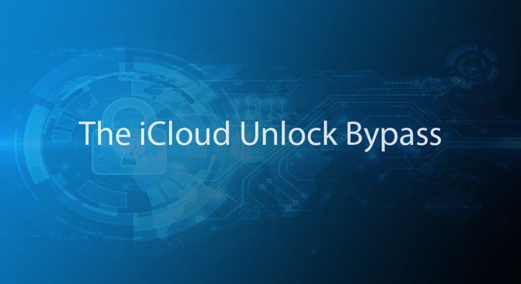 iCloud Unlock Bypass For Managing iCloud Locked Issue