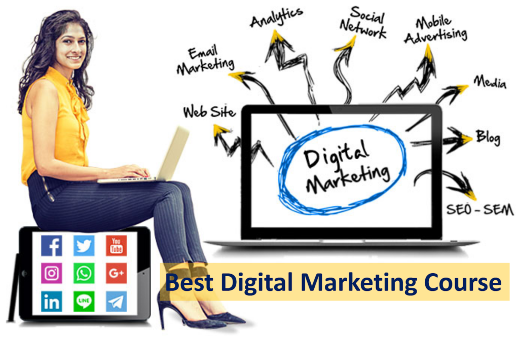 Digital Marketing Course in Jaipur for Startups: How it Helps Startups?