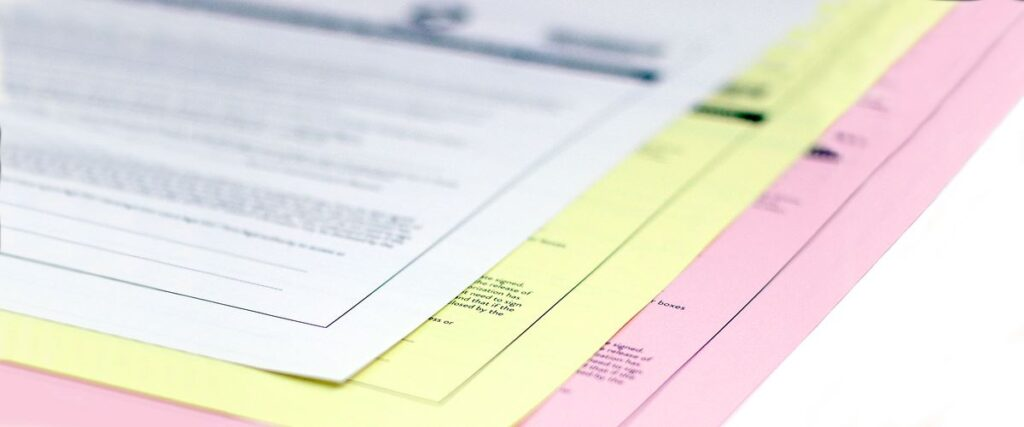 carbonless business forms, The Cheat Code to Save Time Is the Carbonless Business Form