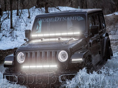 Get New Aux Jeep Lights, Skip the Heavy Mods