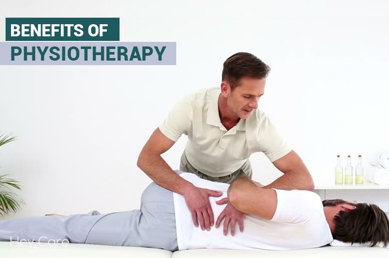 Major Benefits of Physiotherapy for Treating Pain