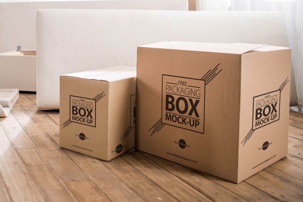 What is new about packing boxes in Canberra?