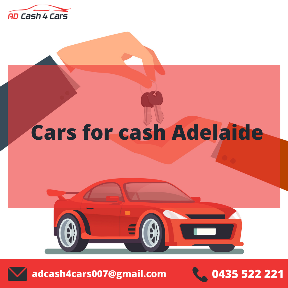 Cash for cars Adelaide, A Scrapping Expert Tells You Why You Need to Get in Touch