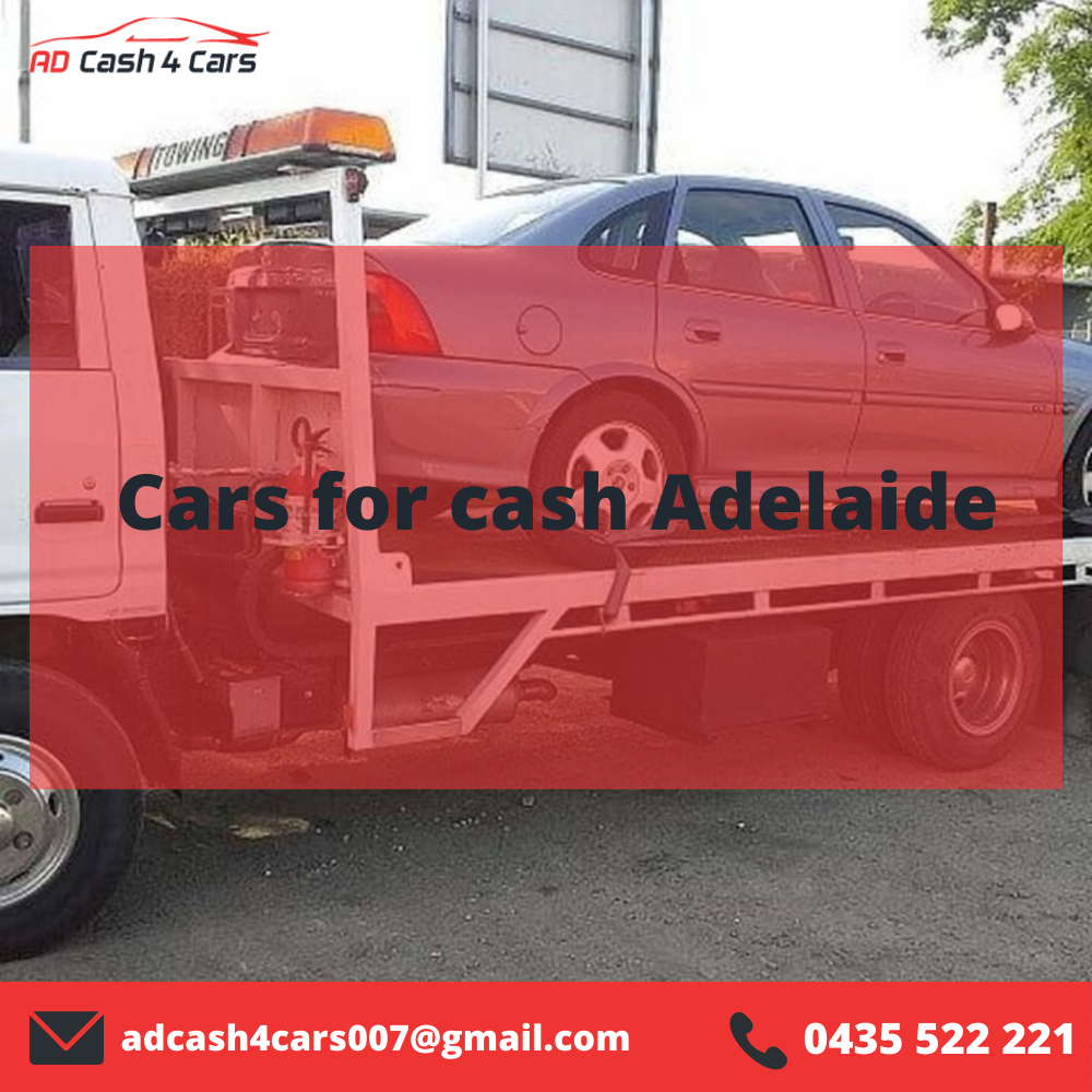 , How To Choose Best Cars For Cash Adelaide Services