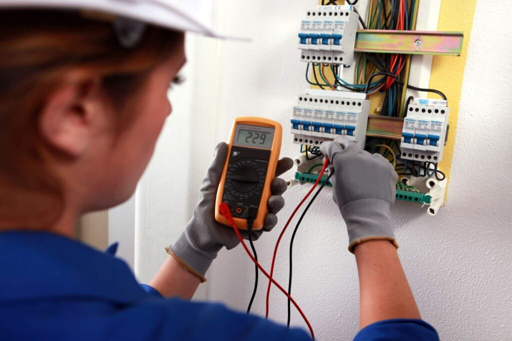 Services Provided by The Electricians Sevenoaks