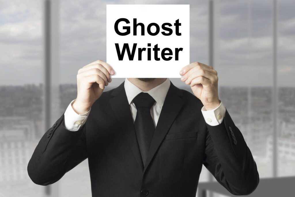 Hire a Ghost Writer for Your Blog