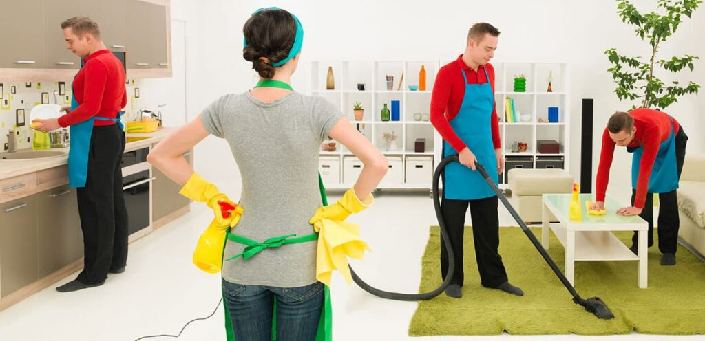 Why You Should Hire The Professional House Cleaning Wirral