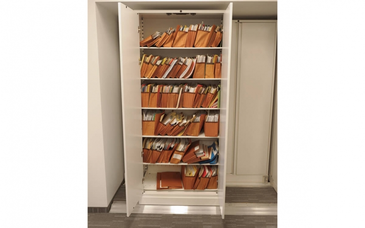 What Type of Storage Filing System to Choose for the Workplace